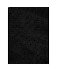Wolford Black Multi Fish Scale Tights
