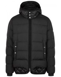 Moncler - Black Tanguy Quilted Shell Jacket for Men - Lyst