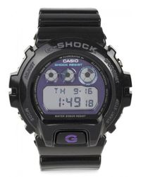 G-Shock Black Rubber Strap Watch for men