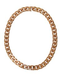 Vita Fede | Multicolor Franco Rose Gold-plated Chain Necklace | Lyst