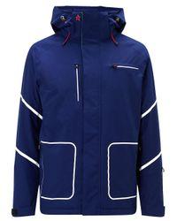 Perfect Moment - Blue Qanuk Pro Iii Navy Ski Jacket for Men - Lyst