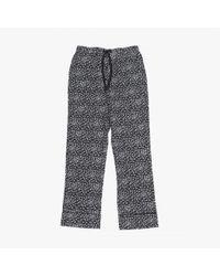 Les Girls, Les Boys | Gray Classic Pyjama Bottom (girls) | Lyst