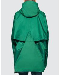 Napapijri Green Rainforest Axl Jacket for men