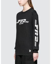 #FR2 Black Sexpress L/s T-shirt