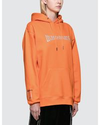 Wasted Paris - Orange London Reflective Hoodie - Lyst