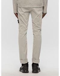 Stone Island Multicolor Cargo Pants for men