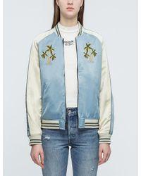 Levi's Multicolor Reversible Souvenir Jacket