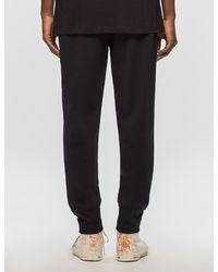 Public School - Black Fjorke Double Waistband Sweatpants for Men - Lyst