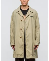 """Undercover Natural """"witch"""" Coat for men"""