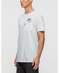 RIPNDIP - Multicolor Nermal Leaf Pocket T-shirt for Men - Lyst