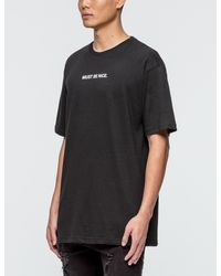 RIPNDIP Black Must Be Nice Boobies T-shirt for men
