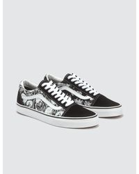 Vans Black Old Skool for men