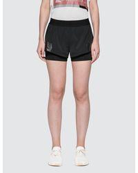 Adidas By Stella McCartney Black Train Short
