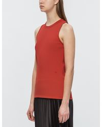 WOOD WOOD Red Isabel Top