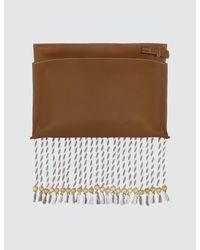 Loewe Multicolor Paula Scarf T Pouch Bag
