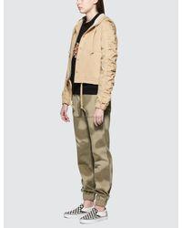 Maharishi - White Hida Hooded Jacket - Lyst