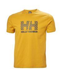 Active Tshirt M Helly Hansen pour homme en coloris Yellow