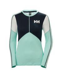Lifa Active Crew Sous-vêtement Technique Helly Hansen en coloris Blue