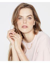 Henri Bendel | Multicolor Luxe Rose Bouquet Stud Earring | Lyst