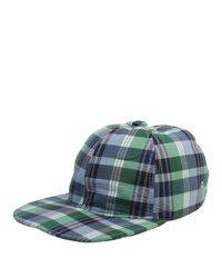 Thom Browne Blue Mhc312e 01443 450 Baseball Cap for men