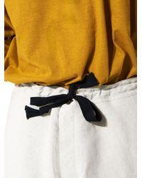 Jan Jan Van Essche Multicolor Relaxed-fit Linen Trousers for men
