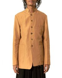 BED j.w. FORD | Multicolor Asymmetric Button-down Shirt | Lyst