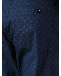 Attachment Multicolor Drawstring Trouser for men