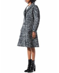 ANREALAGE | Gray Camouflage Serrated Edge Coat | Lyst