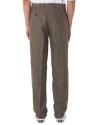 Y. Project - Multicolor Houndstooth Check Trouser for Men - Lyst