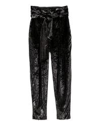 H&M Black Trousers