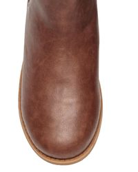H&M Brown Chelsea Boots