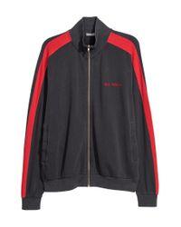 Gilet zippé H&M pour homme en coloris Black