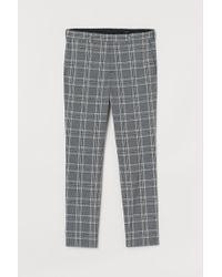 Pantalon de costume Skinny Fit H&M pour homme en coloris Black