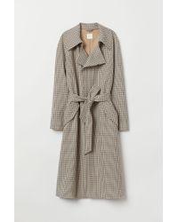 Trench-coat H&M en coloris Natural
