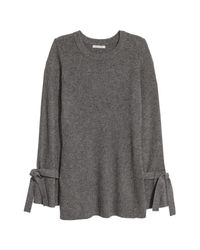 H&M Gray Cashmere Sweater