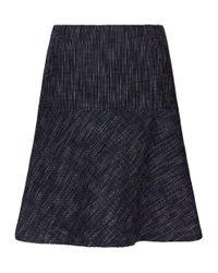 Hobbs | Blue Natalie Skirt | Lyst