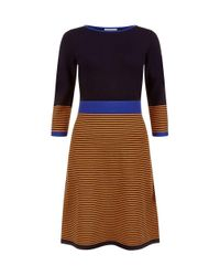 Hobbs | Blue Phoebe Dress | Lyst