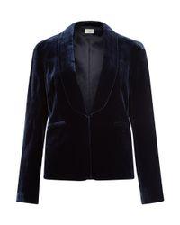 Hobbs | Blue Benita Jacket | Lyst