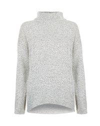 Hobbs | White Cyndy Sweater | Lyst