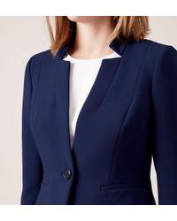 Hobbs Blue Pippa Jacket