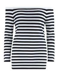 Hobbs Blue Freya Sweater
