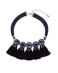 Hobbs Blue Carmen Necklace