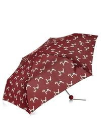 Hobbs - Red Poppy Umbrella - Lyst