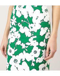 Hobbs - Green Evie Skirt - Lyst