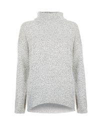 Hobbs - White Cyndy Sweater - Lyst