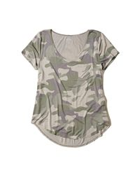 Hollister - Gray Must-have Easy Pocket T-shirt - Lyst