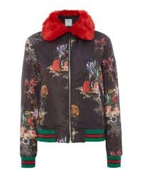 Replay Multicolor All-over Print Jacket