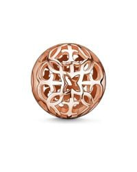 Thomas Sabo | Pink Karma Beads Bead Arabesque | Lyst
