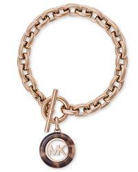 Michael Kors Brown Mkj5347791 Ladies Bracelet