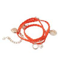 Ruby Rocks | Orange Multi Wrap Bracelet | Lyst